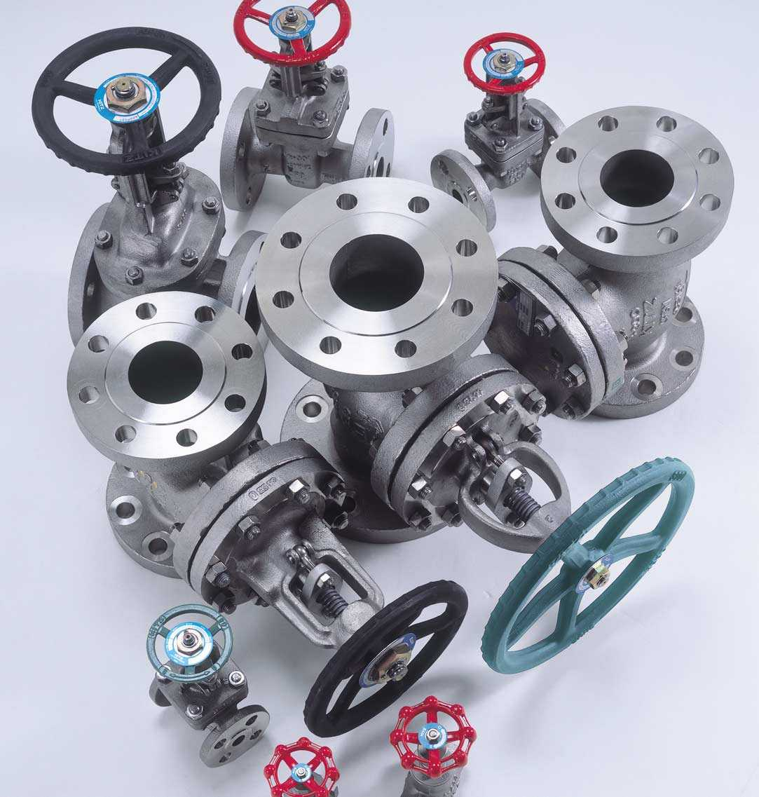 Van cầu Ball Valves